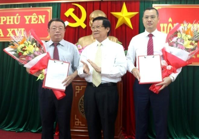 Trao các quyết định nhân sự của Ban Bí thư Trung ương Đảng - ảnh 3