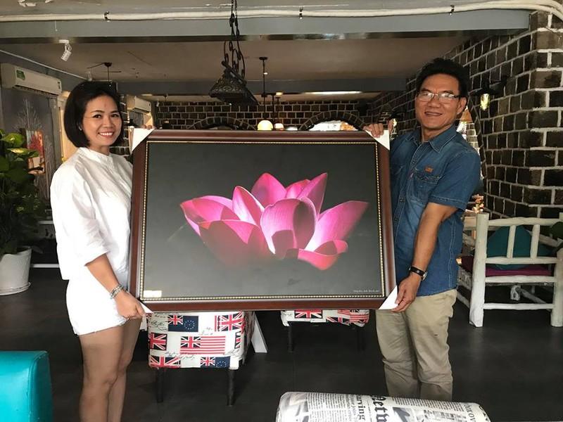 Nghệ sĩ Xuân Anh trao 150 suất học bổng cho HS nghèo Củ Chi - ảnh 2