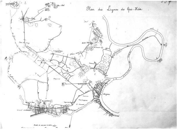 Tái hiện Sài Gòn qua các bản đồ cổ  - ảnh 3