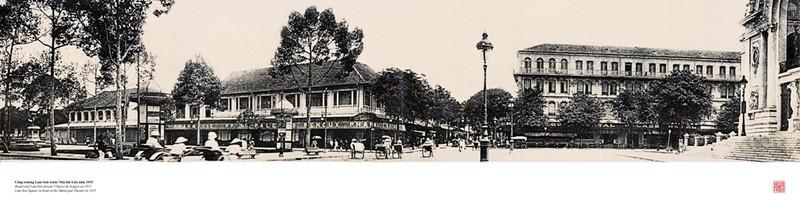 Tái hiện Sài Gòn qua các bản đồ cổ  - ảnh 9