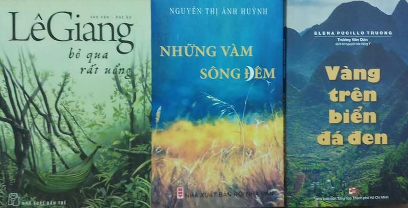 Giải thưởng Hội Nhà văn TP.HCM tôn vinh nhà thơ Lê Giang - ảnh 1