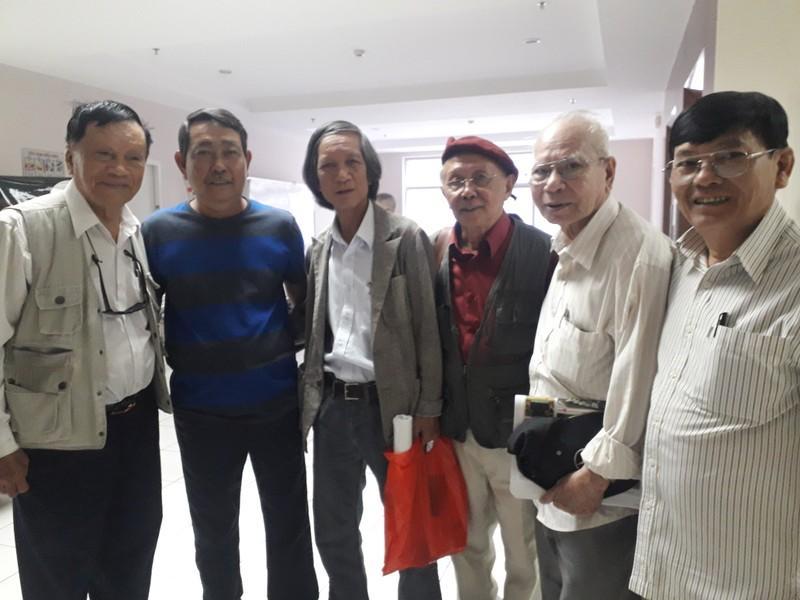 Giải thưởng Hội Nhà văn TP.HCM tôn vinh nhà thơ Lê Giang - ảnh 3