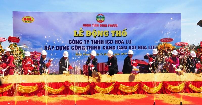 Bình Phước xây dựng cảng cạn gần 380 tỉ đồng - ảnh 1