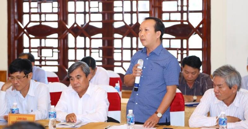 Bình Thuận chấn chỉnh bát nháo lĩnh vực bất động sản - ảnh 1