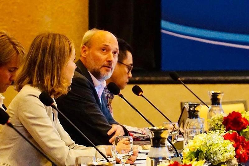 TP.HCM tìm hiểu kinh nghiệm Indonesia xây đê biển chống ngập   - ảnh 2