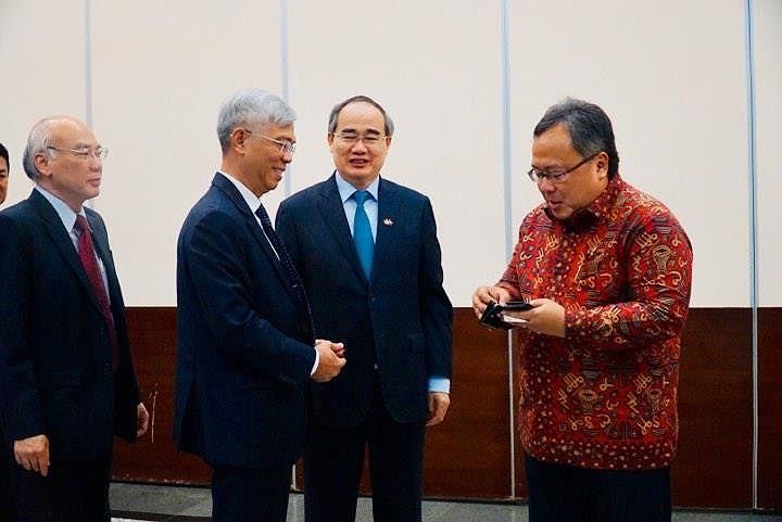 TP.HCM tìm hiểu kinh nghiệm Indonesia xây đê biển chống ngập   - ảnh 5