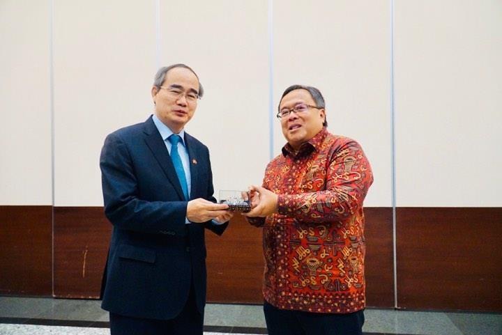 TP.HCM tìm hiểu kinh nghiệm Indonesia xây đê biển chống ngập   - ảnh 8