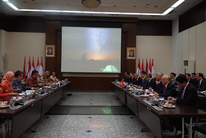 TP.HCM tìm hiểu kinh nghiệm Indonesia xây đê biển chống ngập   - ảnh 3