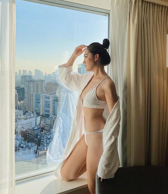 Á hậu Tường San khoe dáng bikini trước đêm chung kết - ảnh 2