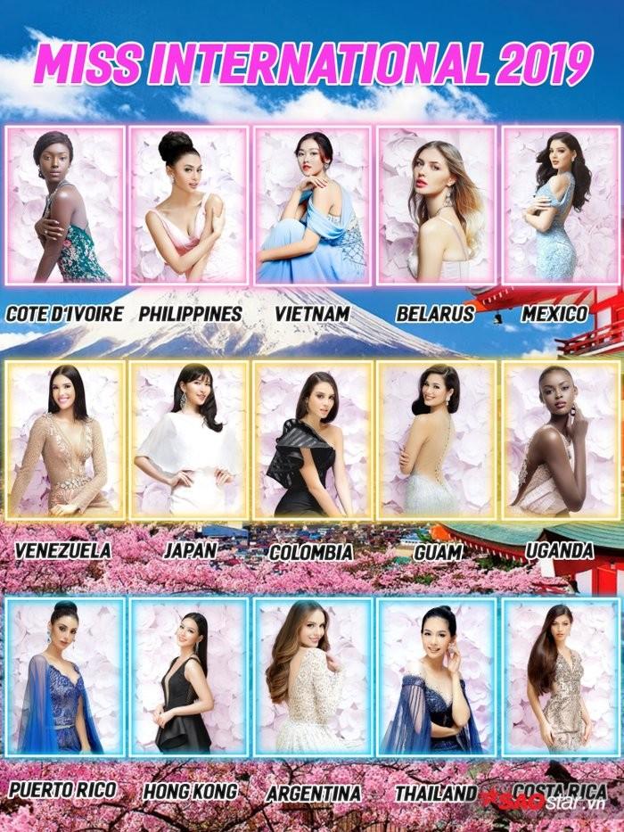 Tường San được Missosology dự đoán á hậu 3 Hoa hậu Quốc tế  - ảnh 1