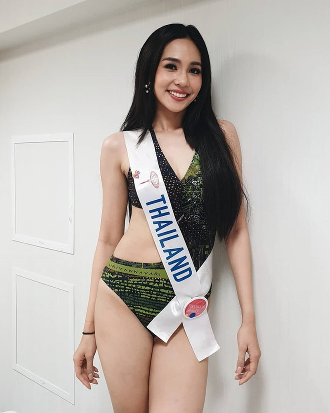Ngắm nhan sắc 25 tuổi của tân Hoa hậu Quốc tế 2019 - ảnh 7