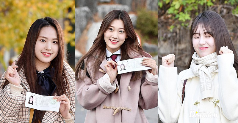 Dàn sao xinh đẹp Idol Kpop đi thi đại học  - ảnh 1
