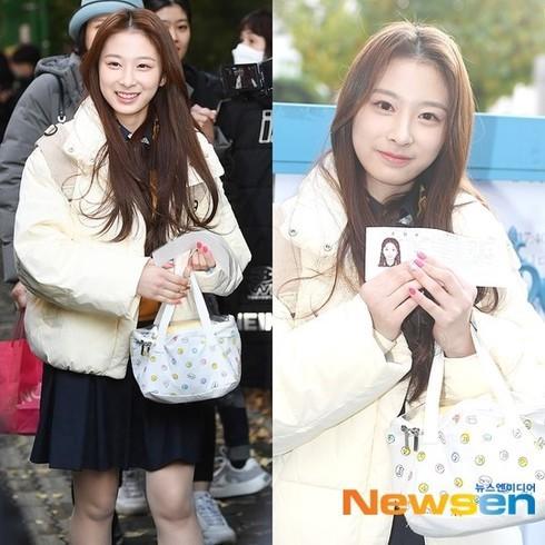 Dàn sao xinh đẹp Idol Kpop đi thi đại học  - ảnh 9