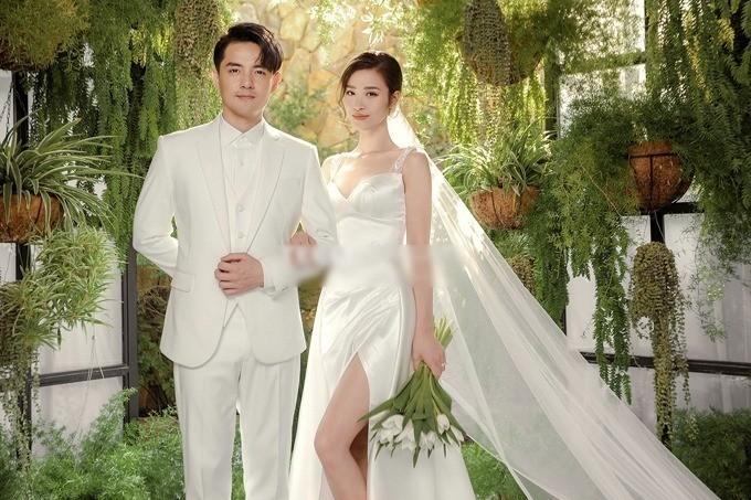 Đông Nhi cắt tóc ngắn sau đám cưới với Ông Cao Thắng - ảnh 2