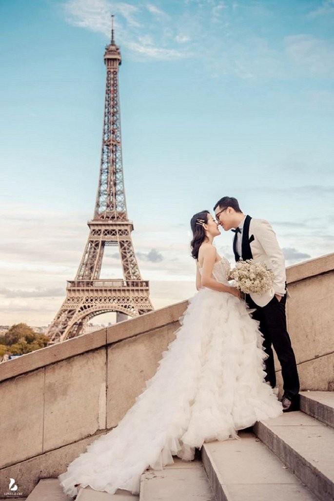 Chùm ảnh đám cưới biên tập viên Thu Hà của VTV  - ảnh 8