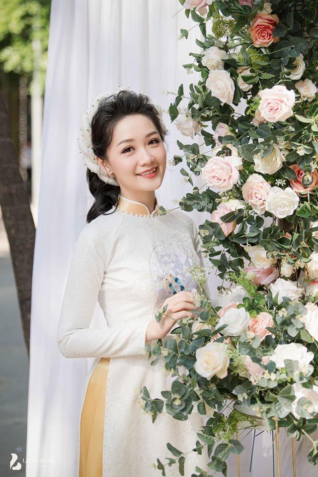 Chùm ảnh đám cưới biên tập viên Thu Hà của VTV  - ảnh 5