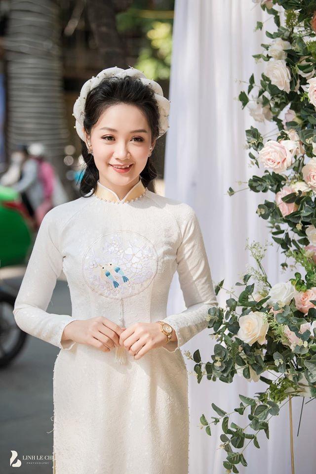 Chùm ảnh đám cưới biên tập viên Thu Hà của VTV  - ảnh 6