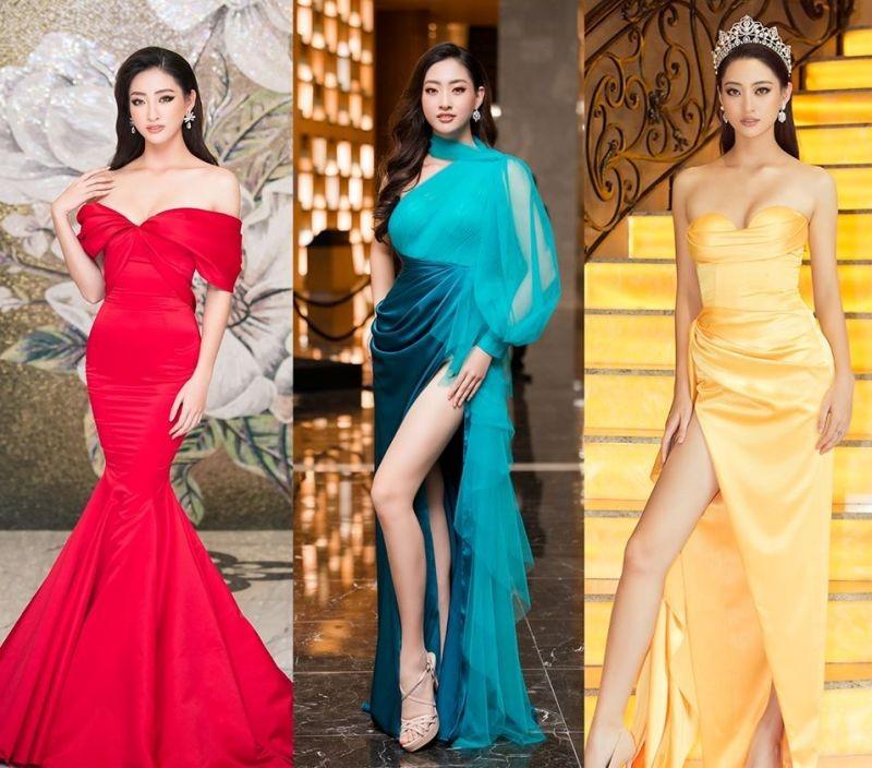 Chùm ảnh Lương Thùy Linh trước khi sang Anh thi Miss World - ảnh 11