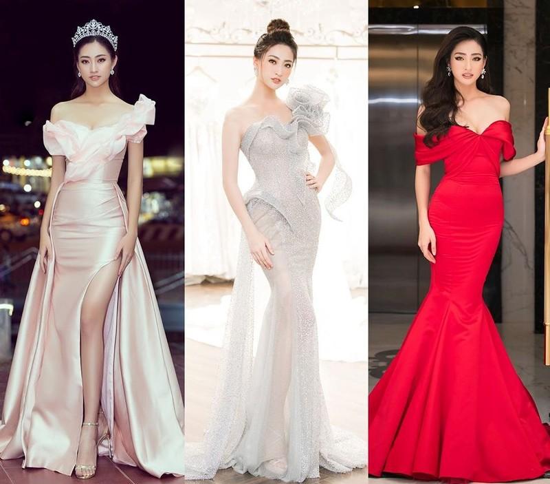 Chùm ảnh Lương Thùy Linh trước khi sang Anh thi Miss World - ảnh 9