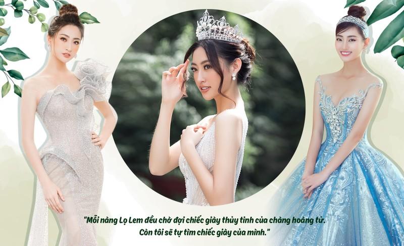 Chùm ảnh Lương Thùy Linh trước khi sang Anh thi Miss World - ảnh 8
