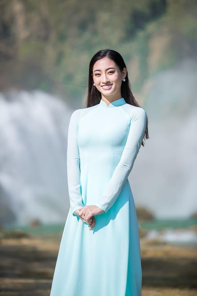 Chùm ảnh Lương Thùy Linh trước khi sang Anh thi Miss World - ảnh 5