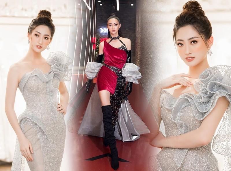 Chùm ảnh Lương Thùy Linh trước khi sang Anh thi Miss World - ảnh 13