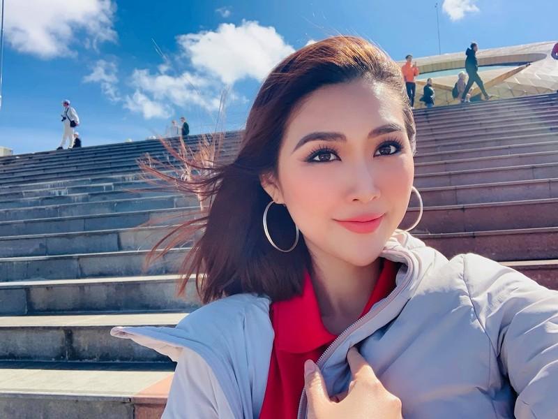 Tường Linh có nụ cười đẹp nhất Hoa hậu Hoàn vũ Việt Nam - ảnh 10