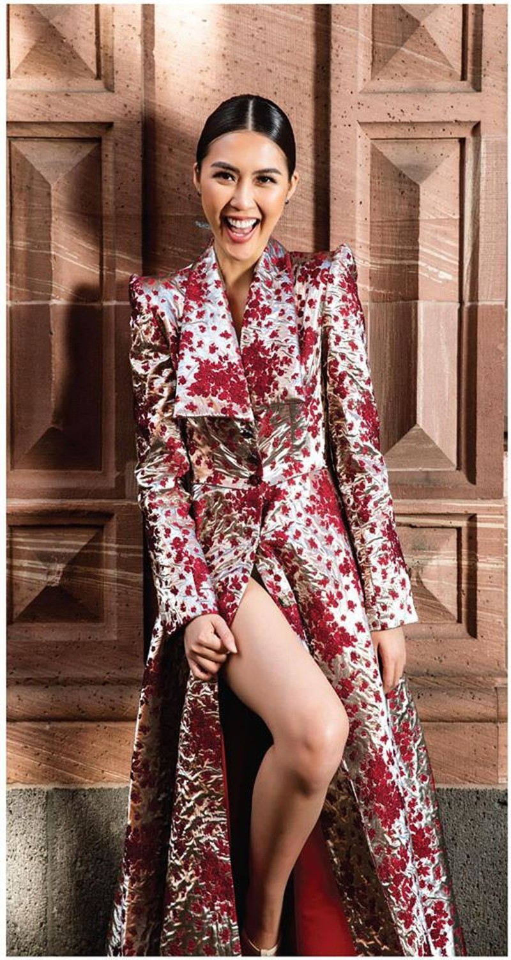 Tường Linh có nụ cười đẹp nhất Hoa hậu Hoàn vũ Việt Nam - ảnh 3