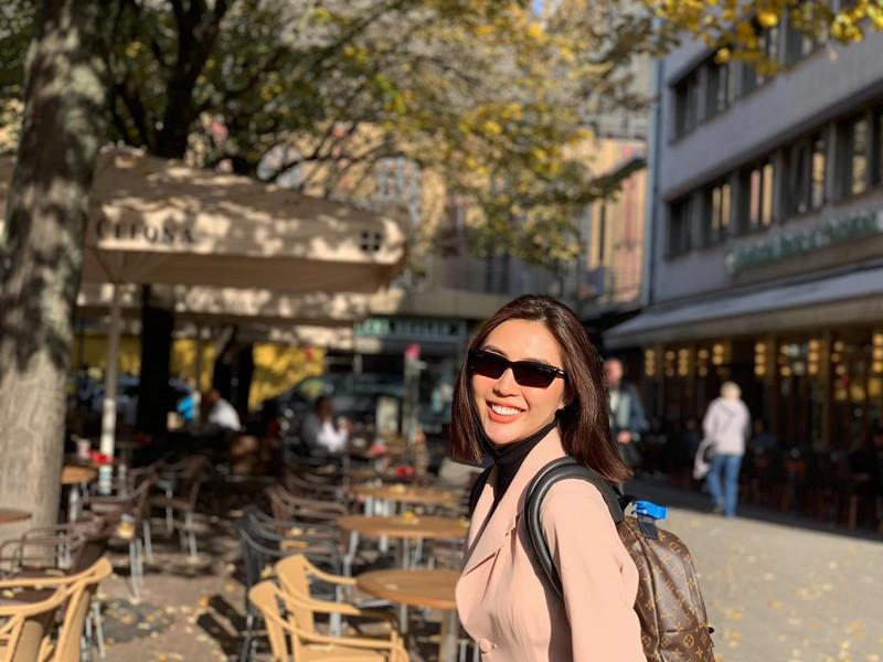 Tường Linh có nụ cười đẹp nhất Hoa hậu Hoàn vũ Việt Nam - ảnh 5