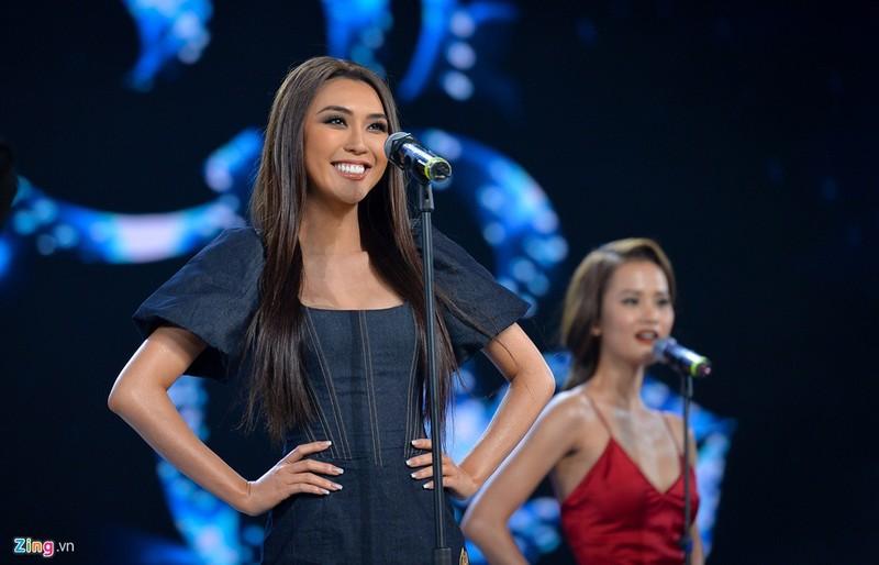 Tường Linh có nụ cười đẹp nhất Hoa hậu Hoàn vũ Việt Nam - ảnh 8