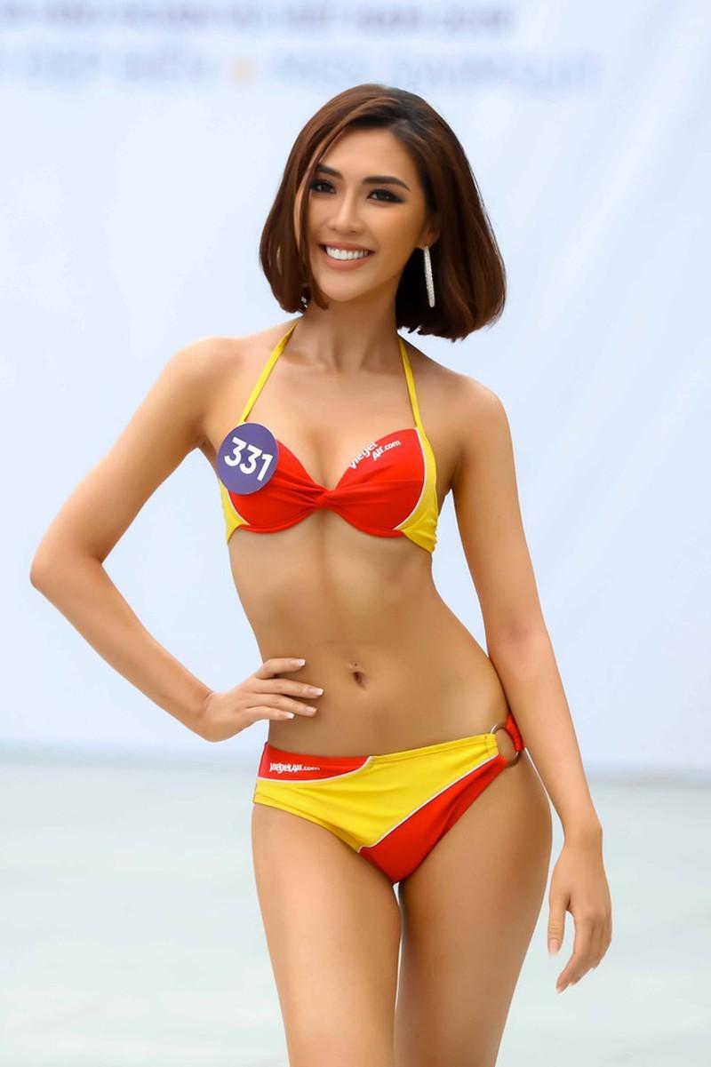 Ngắm 10 người đẹp biển nóng bỏng tại Hoa hậu Hoàn vũ 2019 - ảnh 6