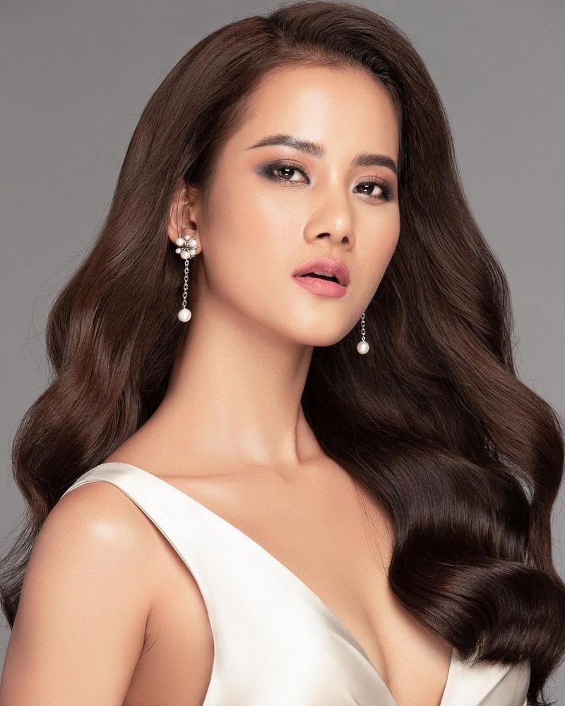 Khánh Vân, Hương Ly,Kim Duyên catwalk đẹp nhất Hoa hậu Hoàn vũ - ảnh 7