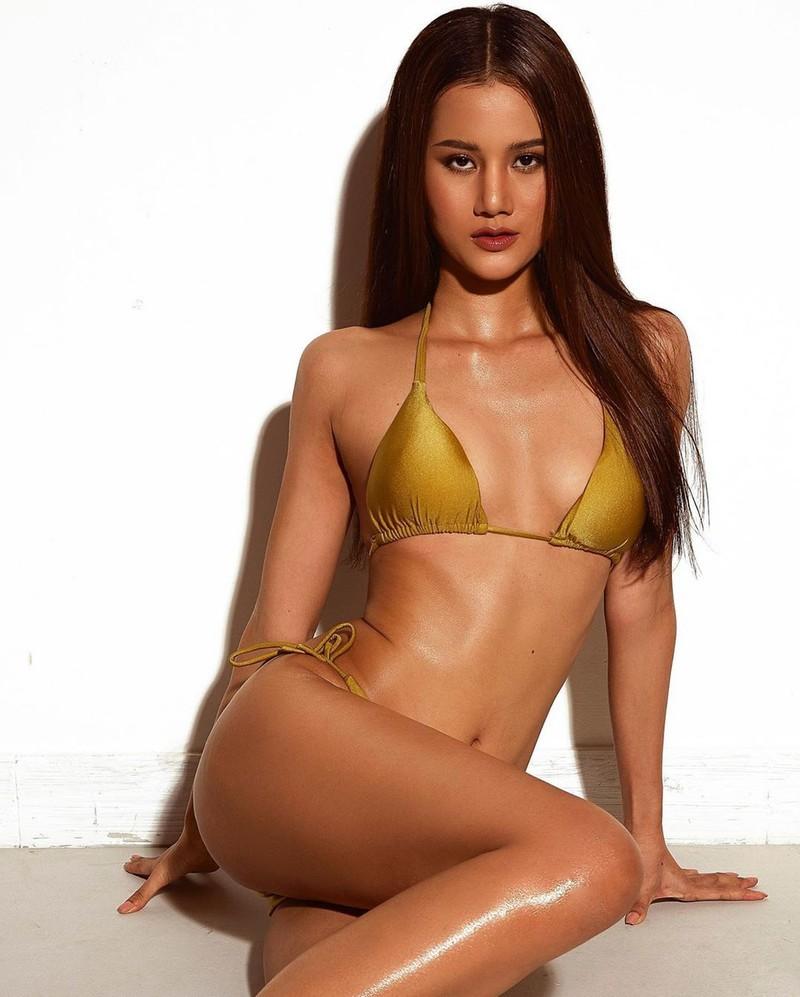 Khánh Vân, Hương Ly,Kim Duyên catwalk đẹp nhất Hoa hậu Hoàn vũ - ảnh 9
