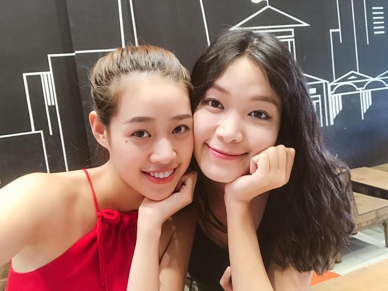 Ngắm nhan sắc đời thường của Tân Hoa hậu Hoàn vũ Khánh Vân - ảnh 13