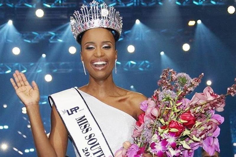 Ngắm vẻ đẹp của tân Hoa hậu Hoàn vũ thế giới 2019 - ảnh 12
