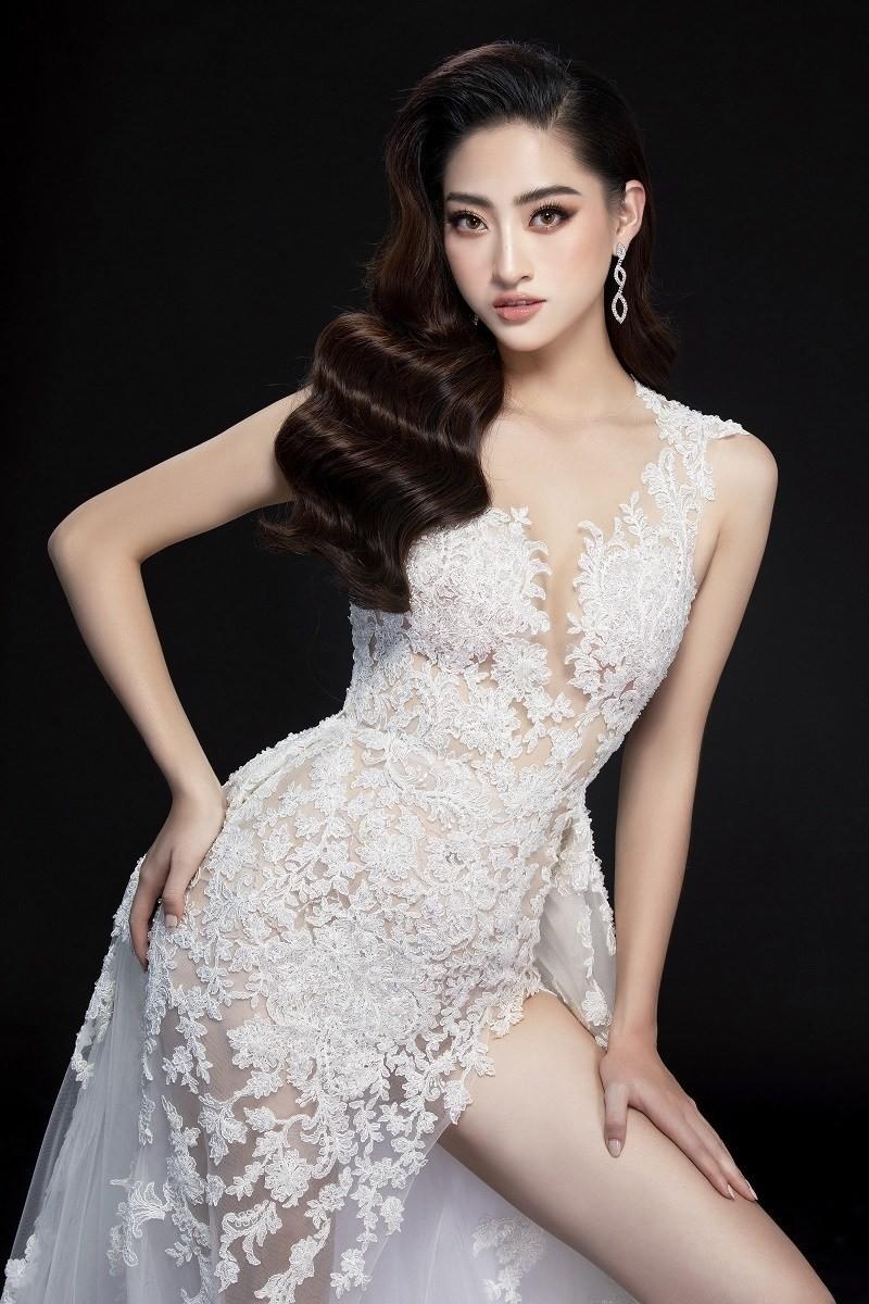 Ngắm Lương Thùy Linh trước giờ G chung kết Hoa hậu Thế giới - ảnh 3