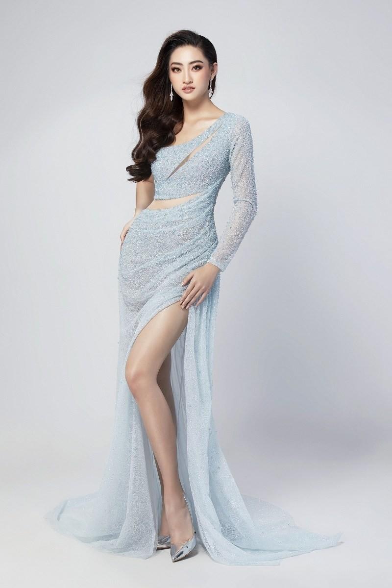 Ngắm Lương Thùy Linh trước giờ G chung kết Hoa hậu Thế giới - ảnh 7