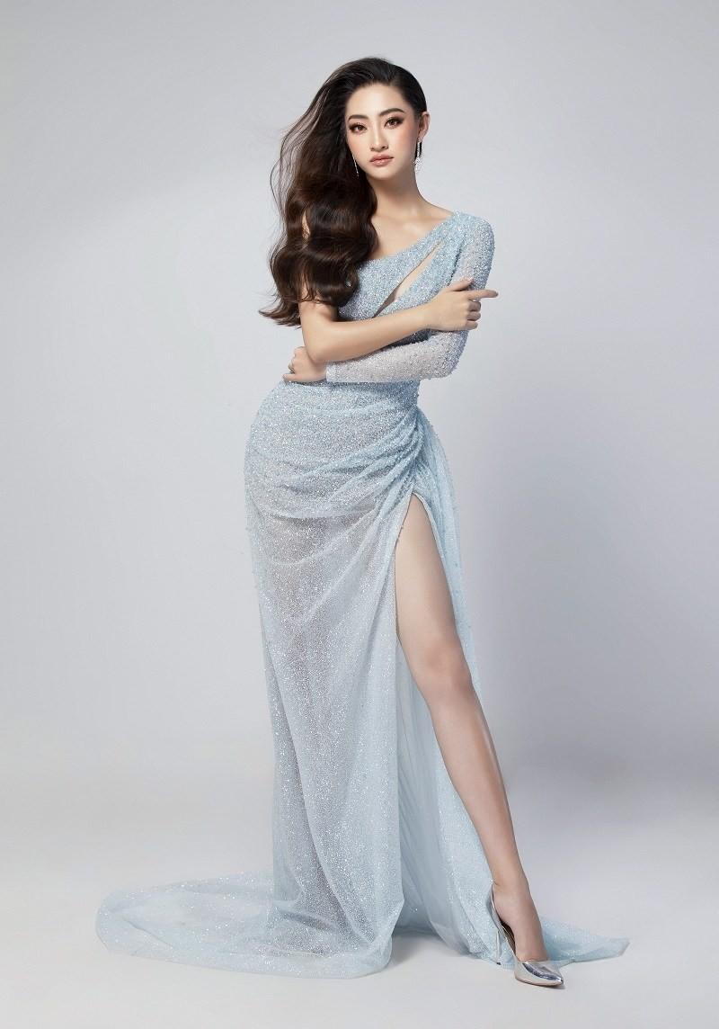 Ngắm Lương Thùy Linh trước giờ G chung kết Hoa hậu Thế giới - ảnh 8