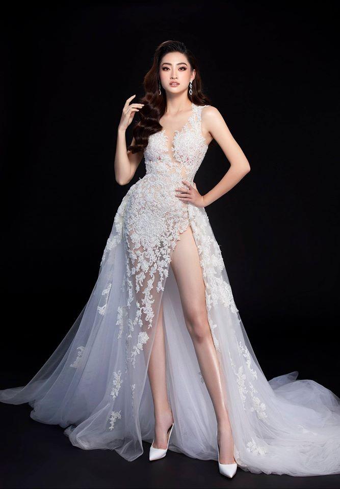 Ngắm Lương Thùy Linh trước giờ G chung kết Hoa hậu Thế giới - ảnh 6