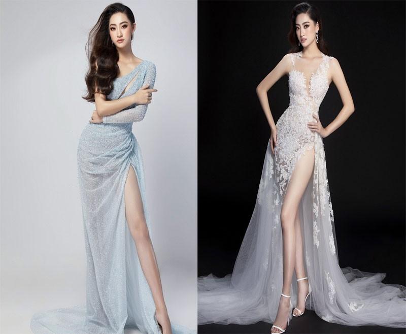 Ngắm Lương Thùy Linh trước giờ G chung kết Hoa hậu Thế giới - ảnh 12