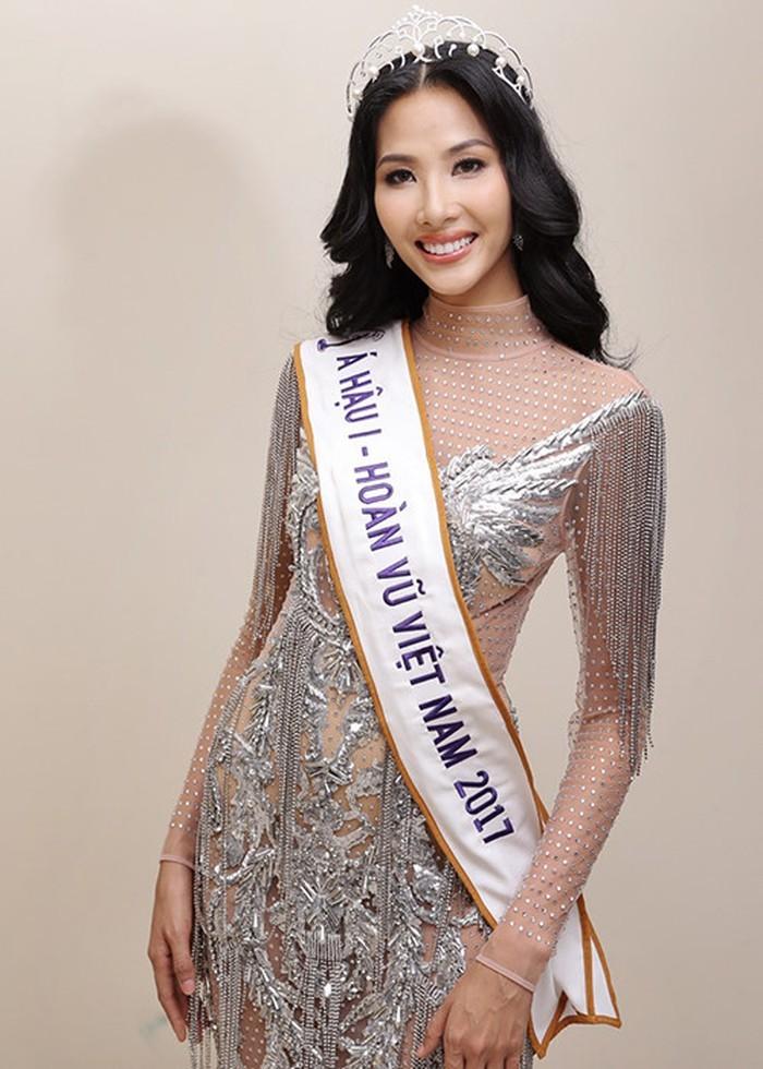 Hoàng Thùy dừng thi sắc đẹp khi ở tốp 20 Miss Universe 2019 - ảnh 7