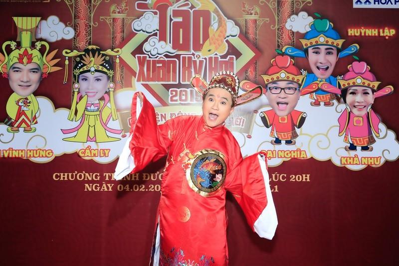 Dàn nghệ sĩ cực hot tham gia Táo Xuân Canh Tý 2020 - ảnh 4