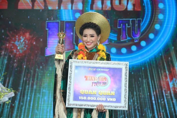 Danh ca Thái Châu, đạo diễn Lê Hoàng rơi lệ vì Nhã Thy - ảnh 7