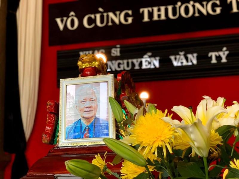 Nhạc sĩ Nguyễn Văn Tý tuổi Tý hay tuổi Sửu - ảnh 6