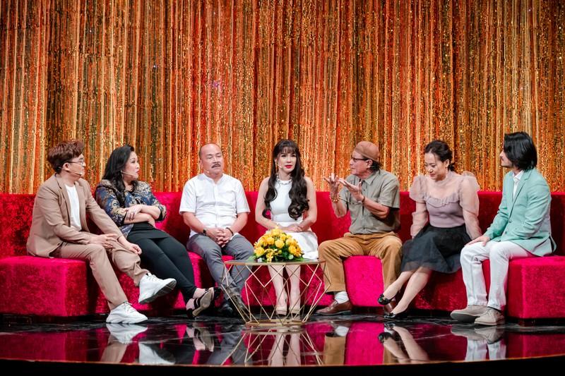 Việt Trinh trong 'Người đẹp Tây Đô' bị Hoàng Sơn đánh đập - ảnh 3