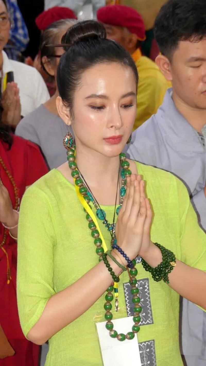 NSƯT Chánh Tín qua đời, Angela Phương Trinh ăn chay trọn đời - ảnh 8