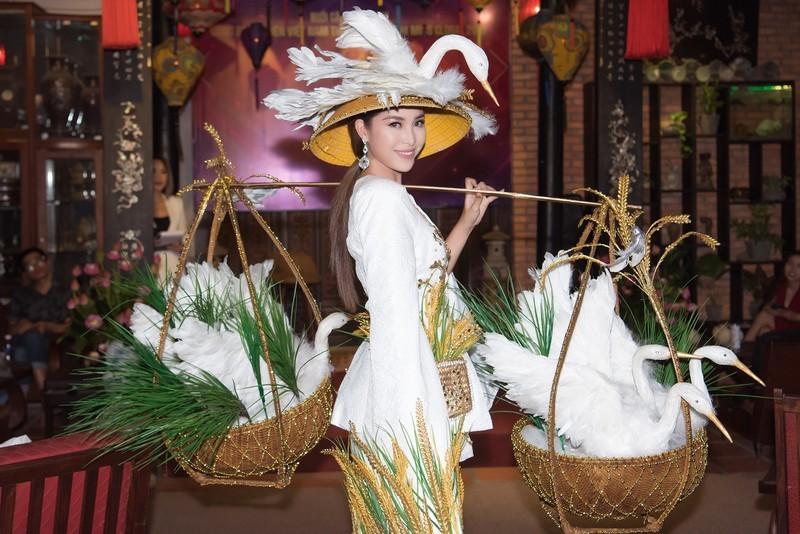 Mỹ Duyên mở hàng cuộc thi nhan sắc Việt đầu năm 2020 - ảnh 3