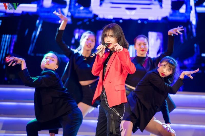 Giọng hát hay tiếng Hàn Quốc-VOV 2019 gọi tên Nguyễn Ngọc Anh - ảnh 2