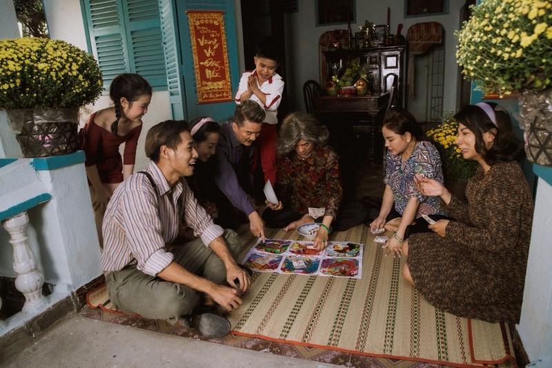 Gia đình 4 thế hệ đón tết cùng Đàm Vĩnh Hưng - ảnh 3