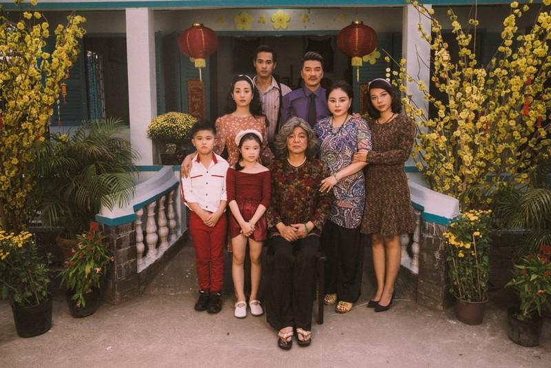 Gia đình 4 thế hệ đón tết cùng Đàm Vĩnh Hưng - ảnh 7